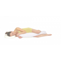 A good sleeping position can prevent complaints